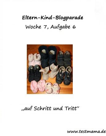 auf Schritt und Tritt: Schuhe, erste Schritte