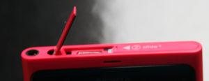 Nokia Lumia 800 Verschlussklappe für USB-Anschluss