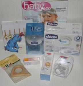 Produkte der Novemberbox