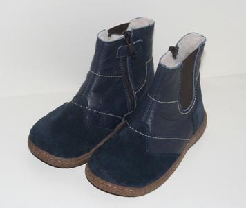 Cangorino Schuhe mit Lammfell