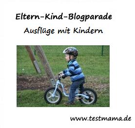 Mottobild im April Blogparade Eltern und Kind
