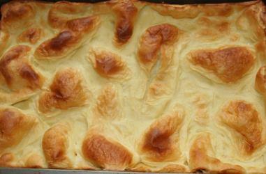 Finnische Ofenpfannkuchen