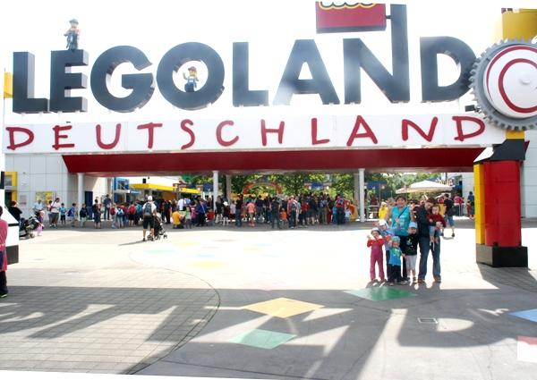 Besuch im Legoland Günzburg