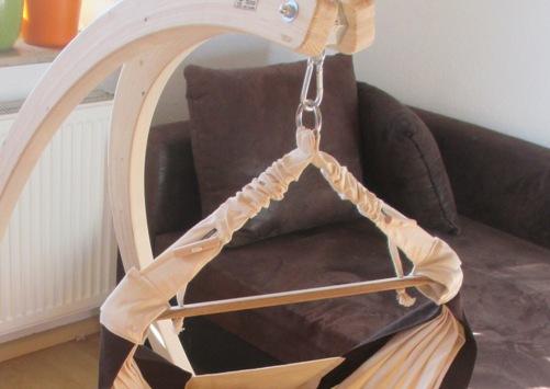 Babyhängematte Gestell Befestigung