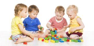 Pampers Deutschland wird Kinderland Kampagne