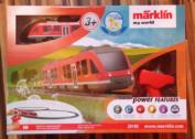Märklin Eisenbahn für Kinder Set Regionalbahn