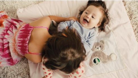 Babys Bauch prusten Milupa Werbung