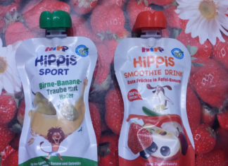 Hipp Hippis Quetschbeutel