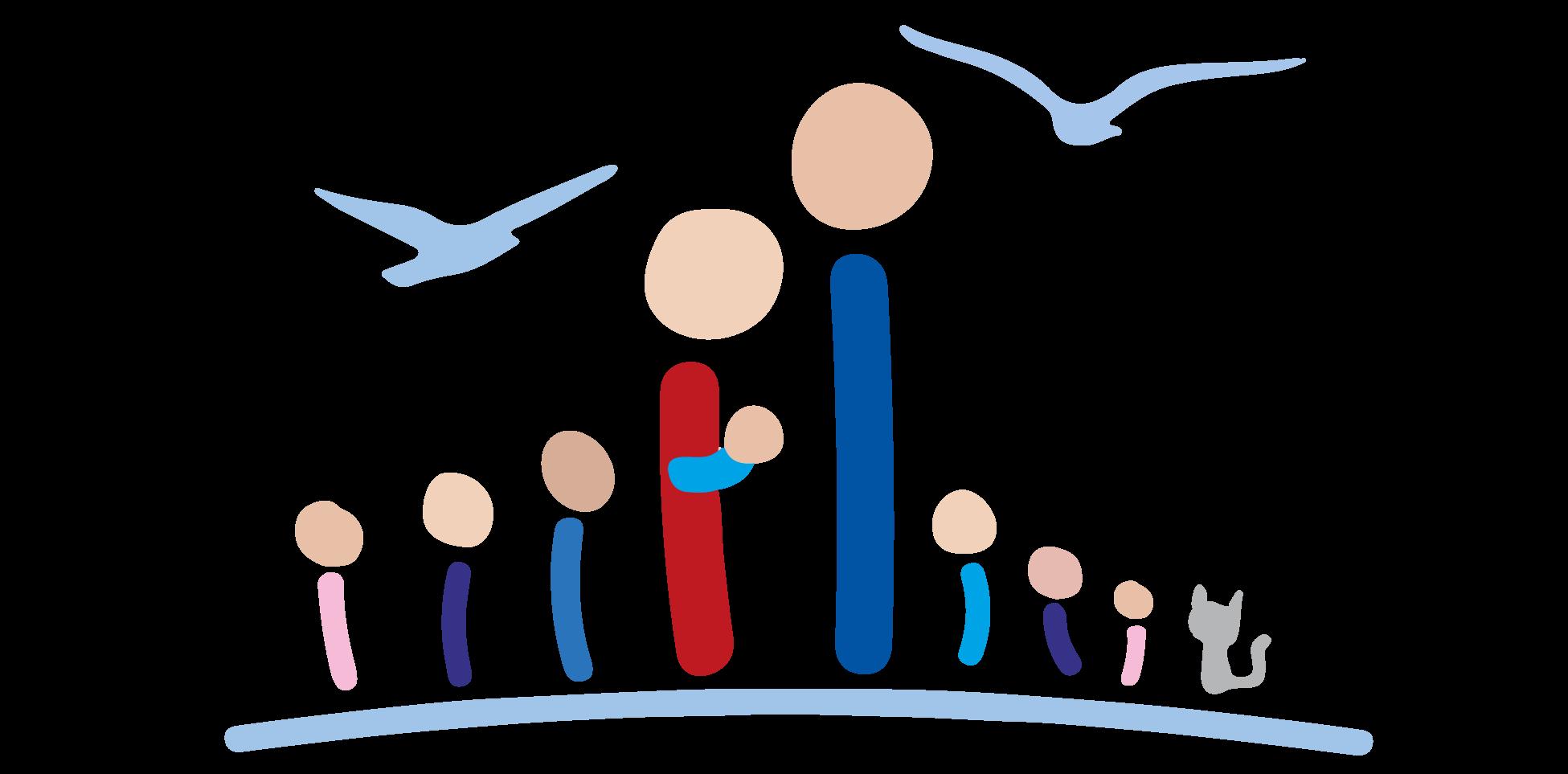 Mama, Papa und sieben Kinder: Ein Elternblog über das Leben in einer kinderreichen Familie mit 7 Kindern zwischen 0 und 9.