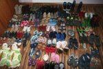 viele viele Schuhe